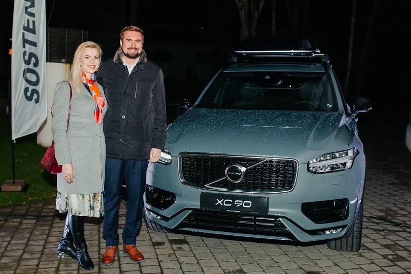 6_Sostena-Klaipėdos-regiono-vadovas-Šarūnas-Čekanavičius-su-žmona